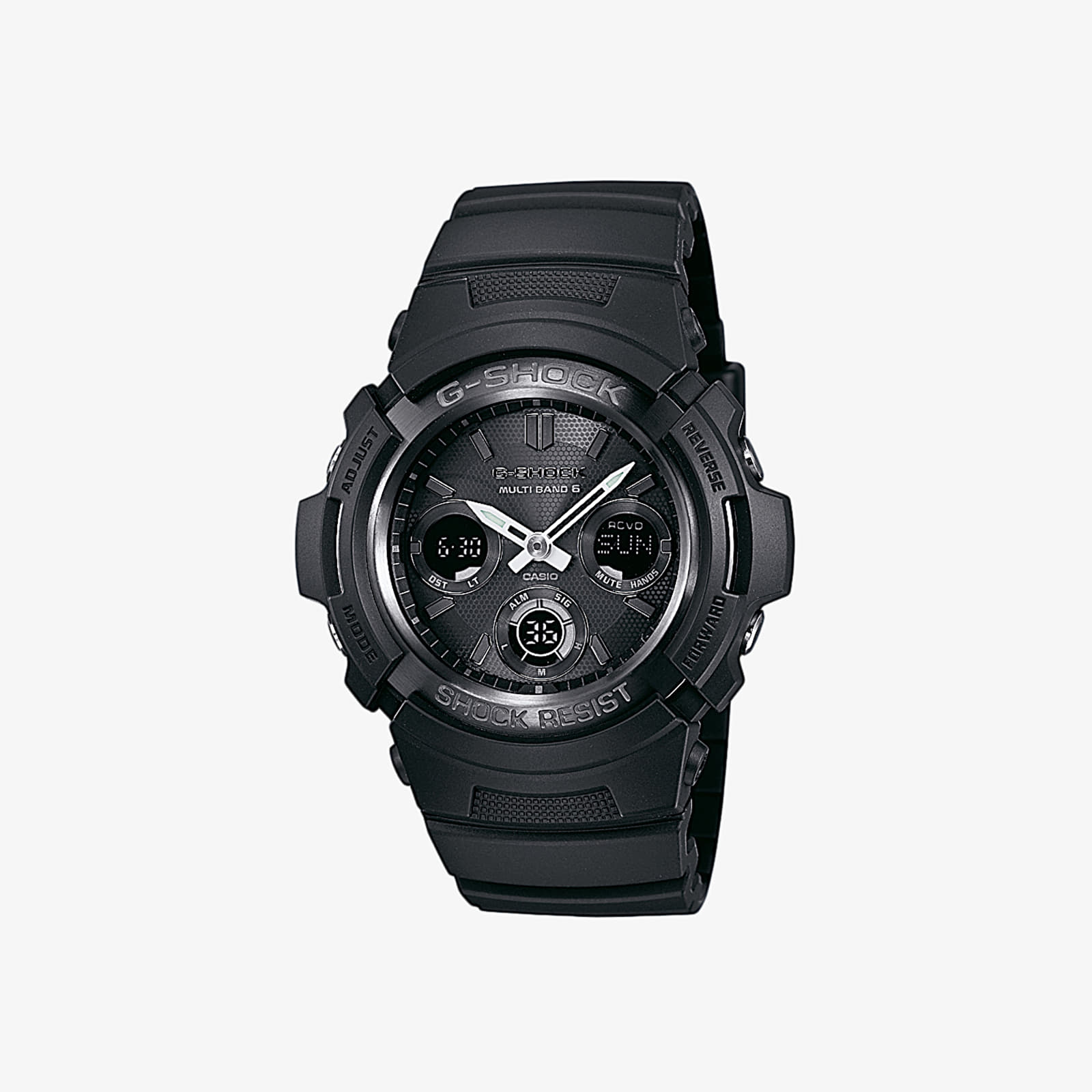 Casio G-shock AWG-M100B-1AER Black Universal