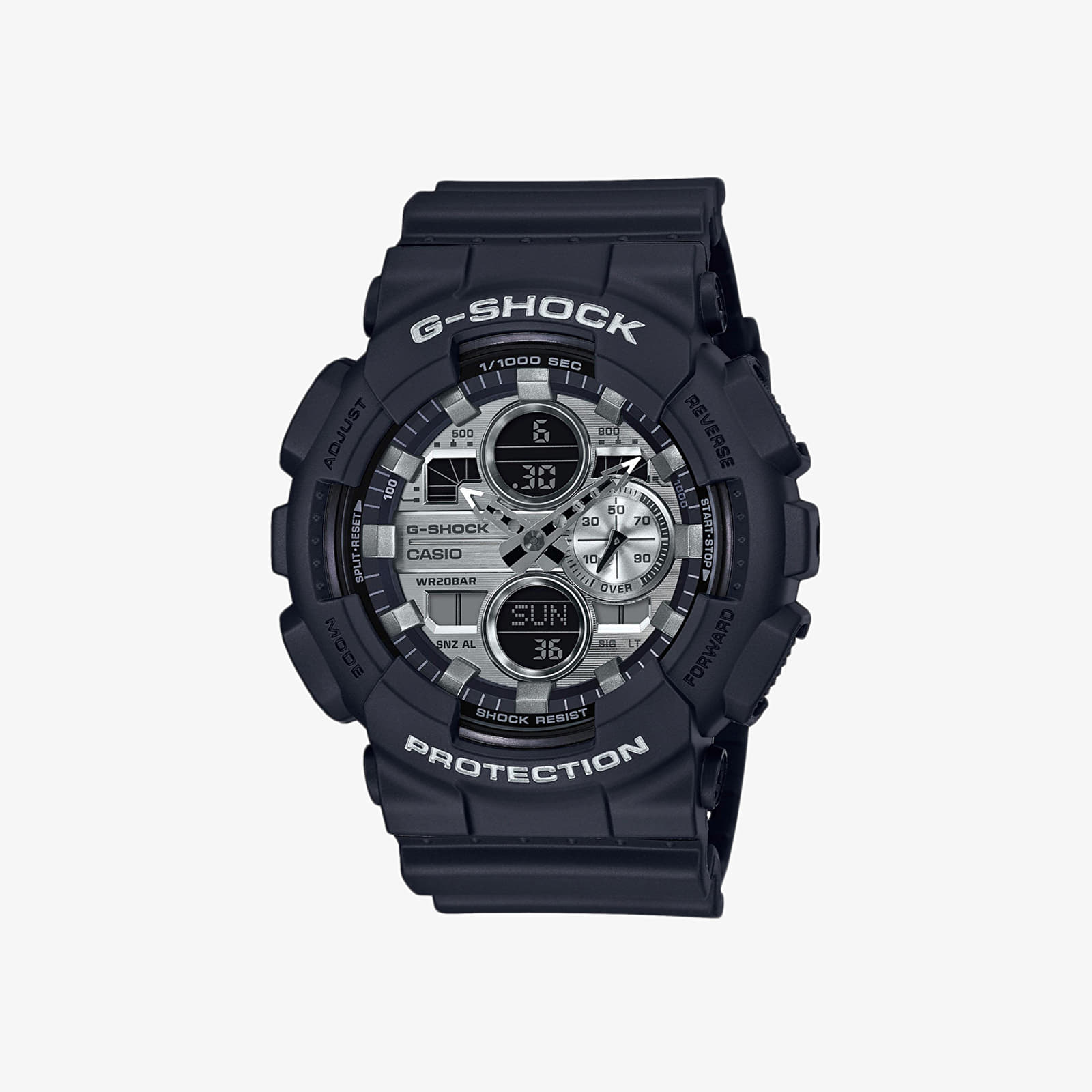 Casio G-Shock GA-140GM-1A1ER Black Universal