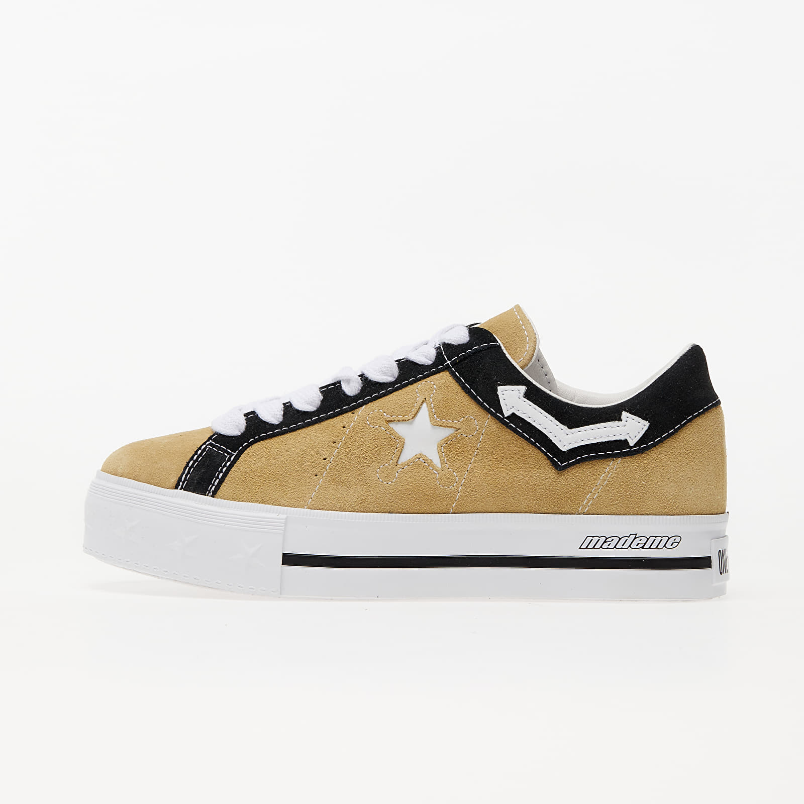 Women's shoes Converse One Star Platforn OX Brown/ White