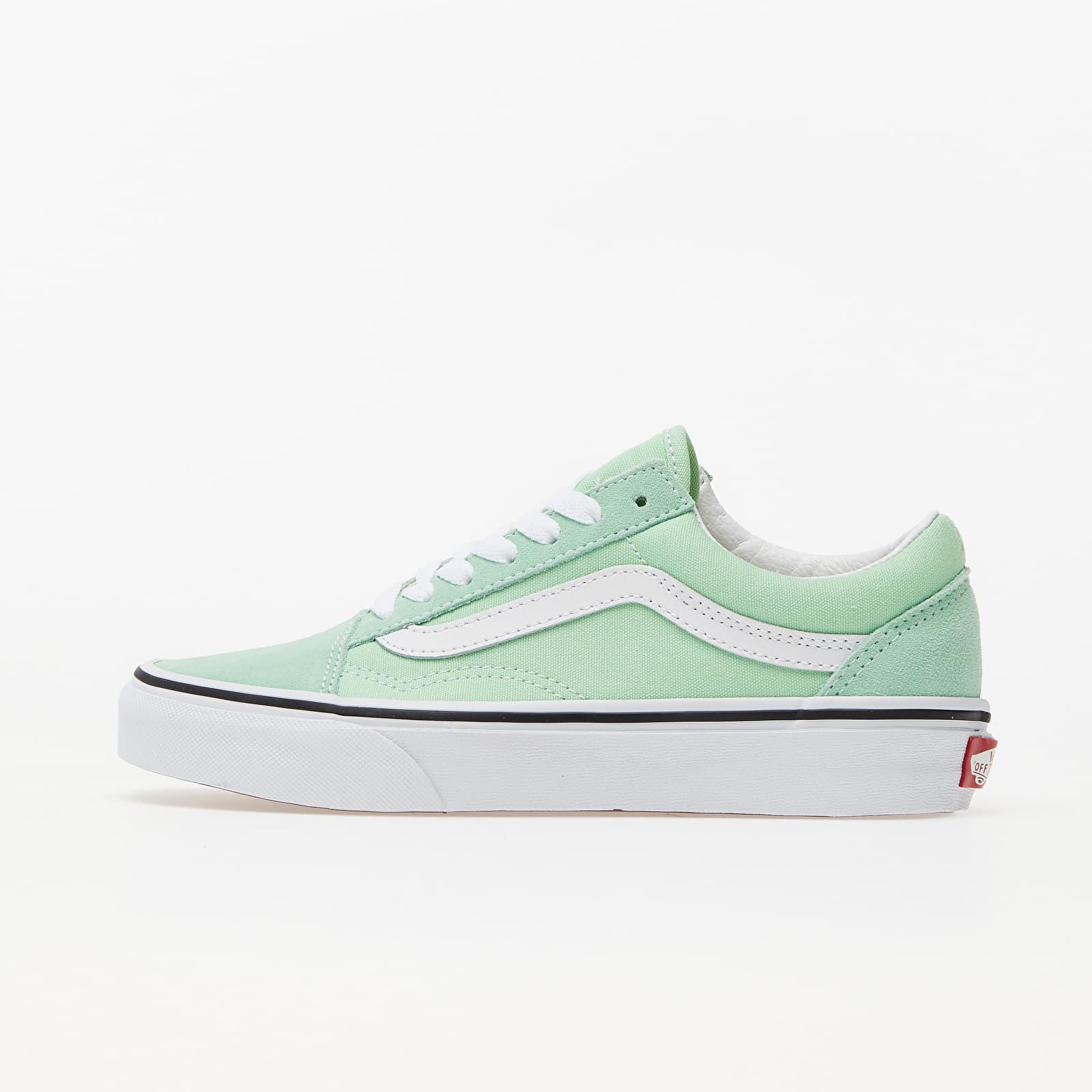 Pánské tenisky a boty Vans Old Skool Green Ash/True