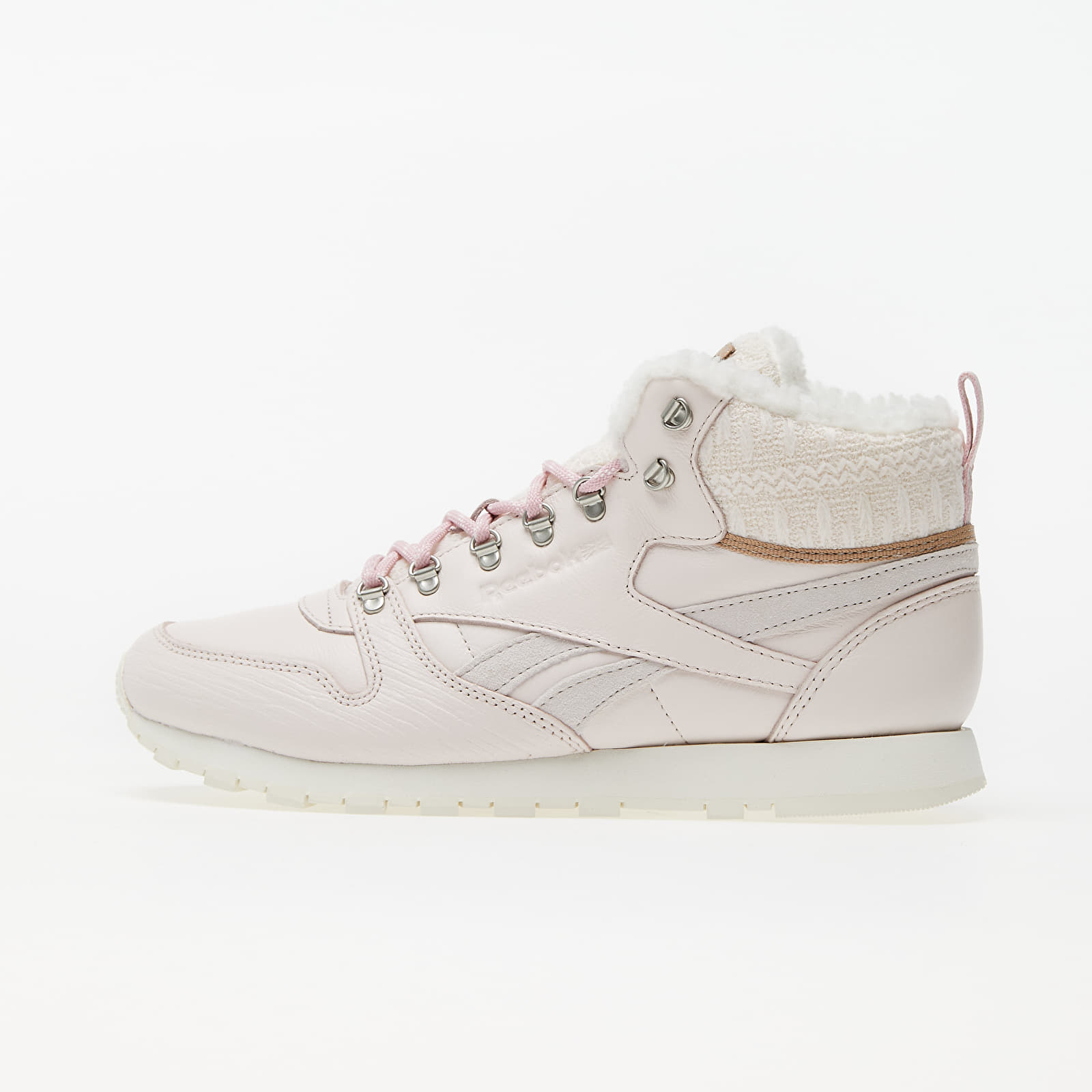 Reebok Classic Leather Arctic Boot Glam Pink/ Chalk/ Clay Pink EUR 37