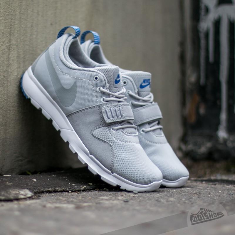 f2ef7553fe0c Nike Trainerendor Pure Platinum  Wolf Grey- Game Royal- White ...