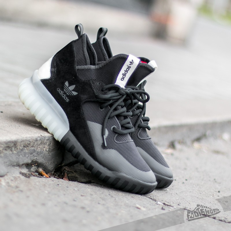 purchase cheap 85f41 f78cb adidas Tubular X Core Black Core Black White