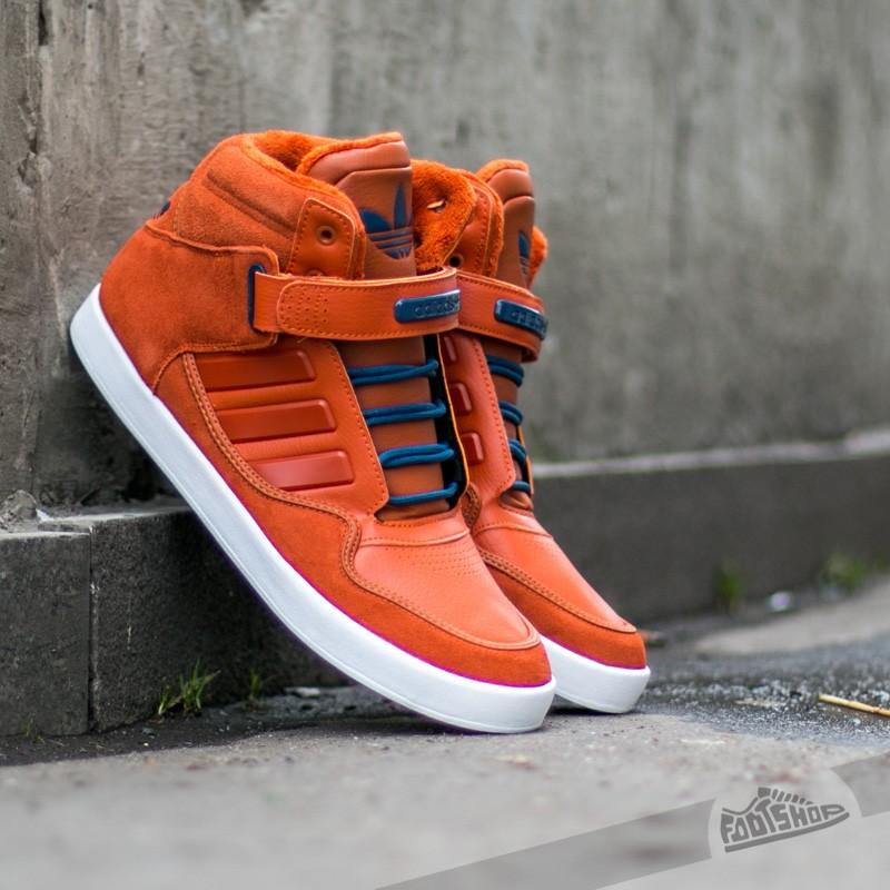 shoes adidas AR 2.0 Winter Fox Red