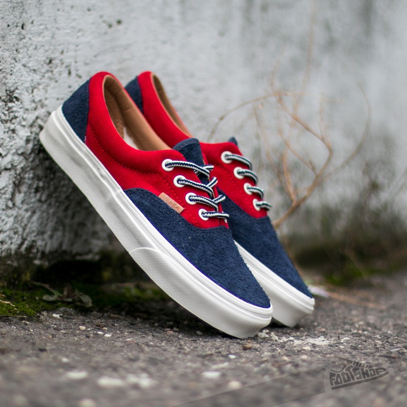 sneakers for cheap b82f5 de84f Vans Era + Suede/ Cord Parisian Night | Footshop
