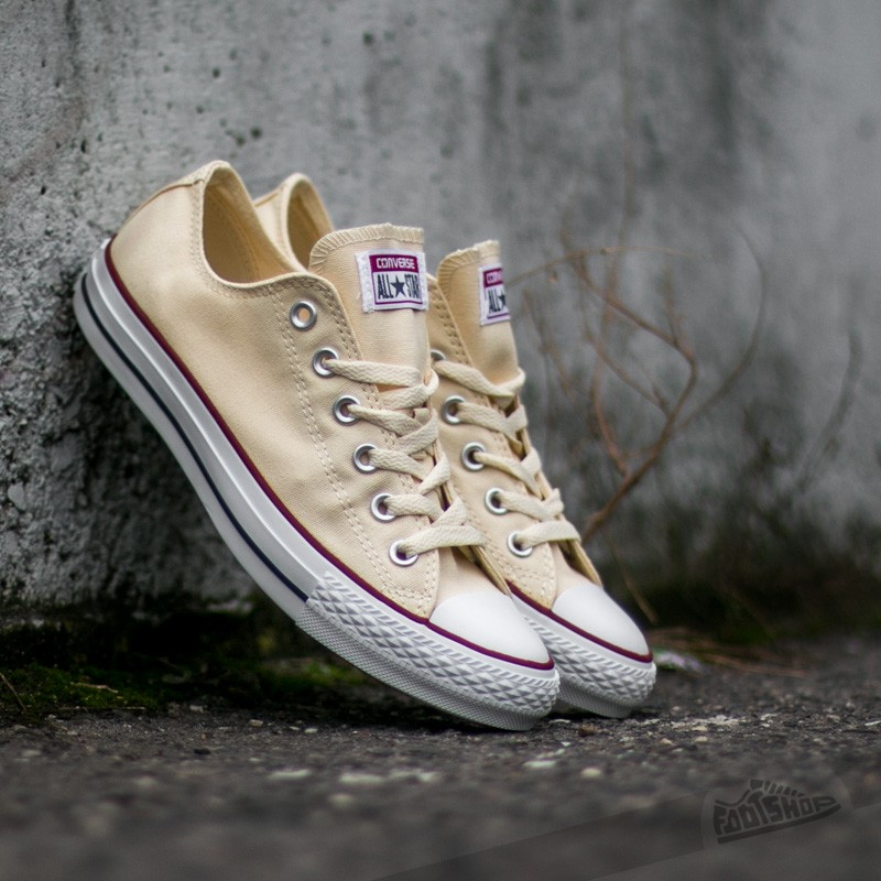 06671a55be9a Converse All Star Natural White