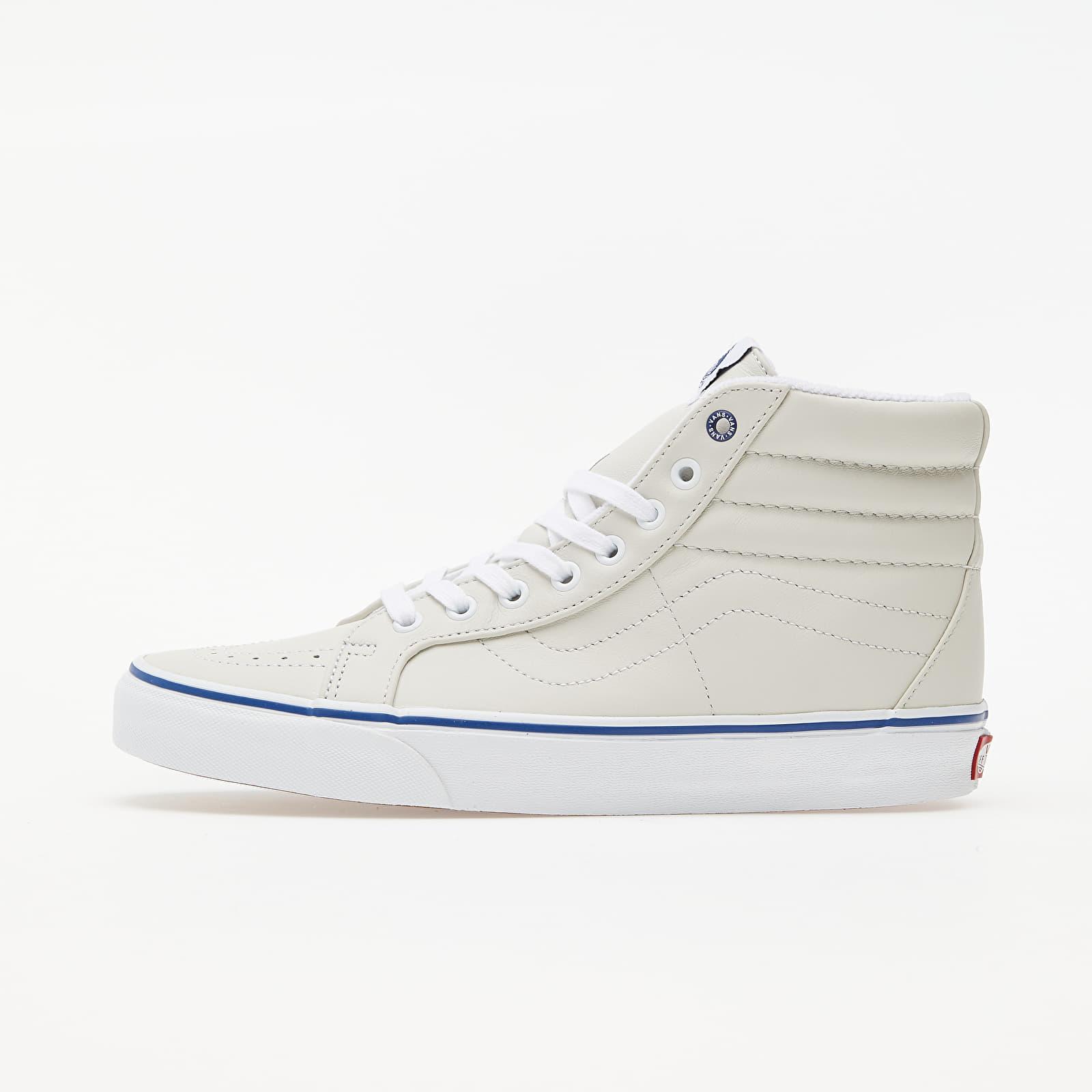 Vans Sk8-Hi Reissue (Butter Leather) True White/ Limoges EUR 46