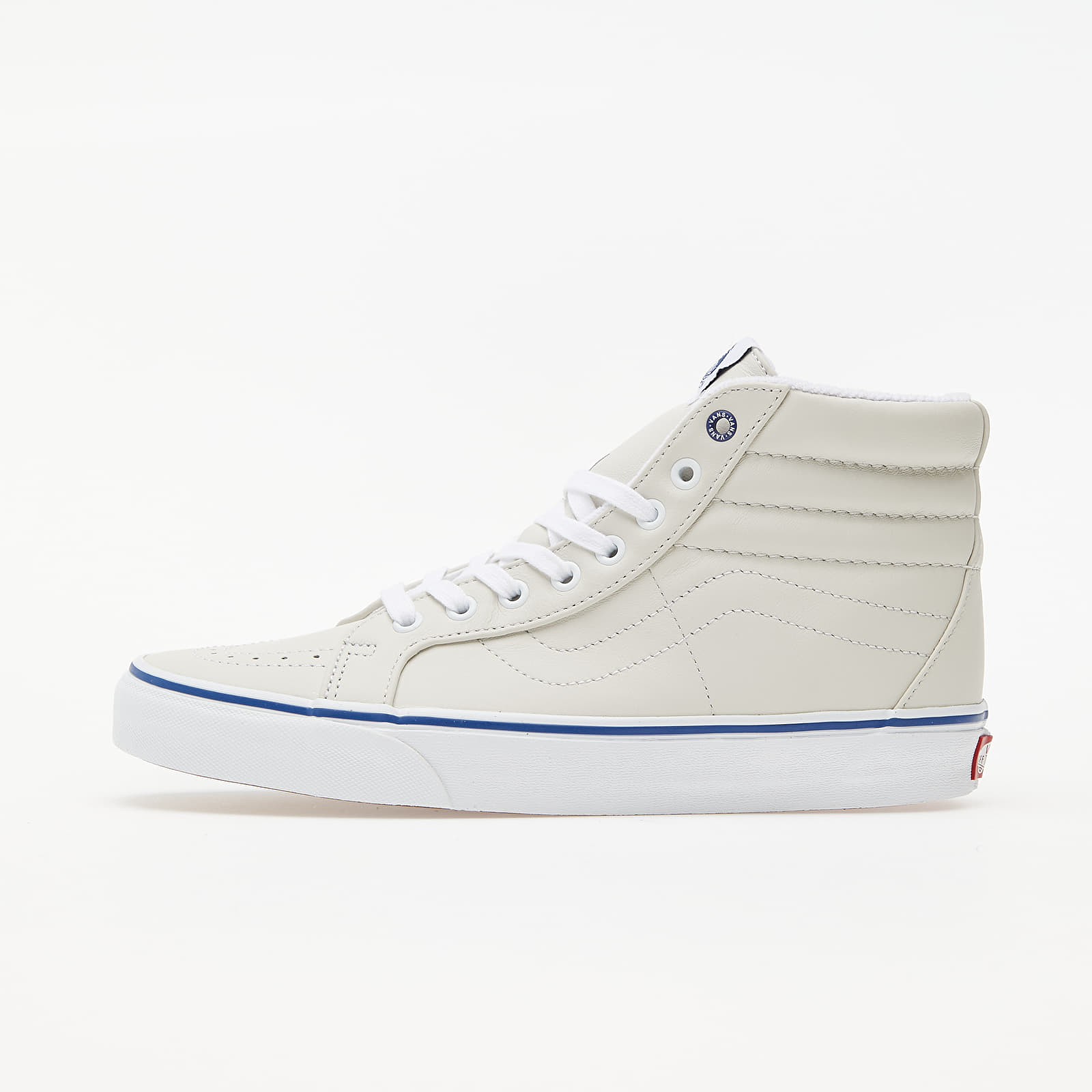 Zapatillas Hombre Vans Sk8-Hi Reissue (Butter Leather) True White/ Limoges