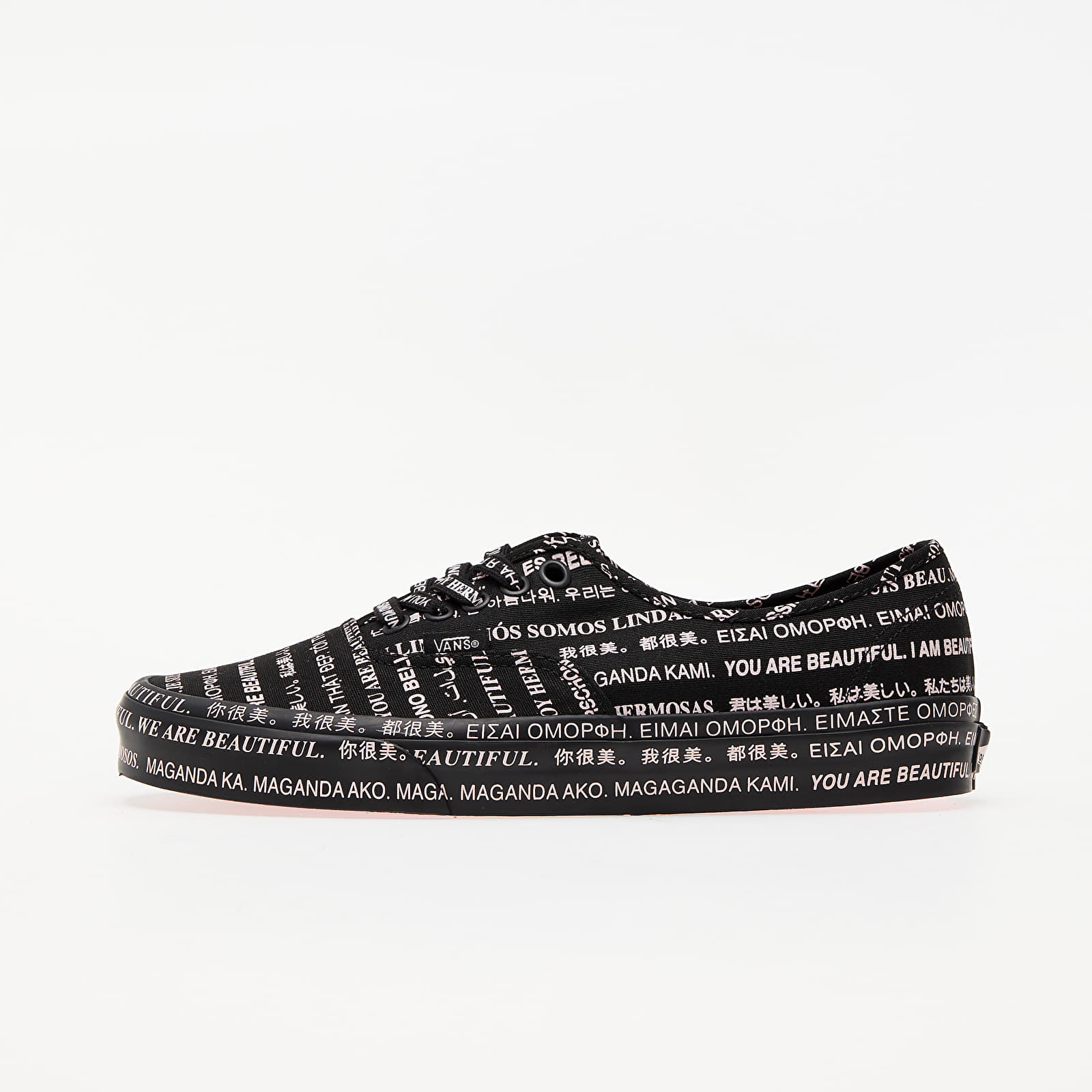 Vans Authentic (We Are Beautiful) Black/ Black EUR 35