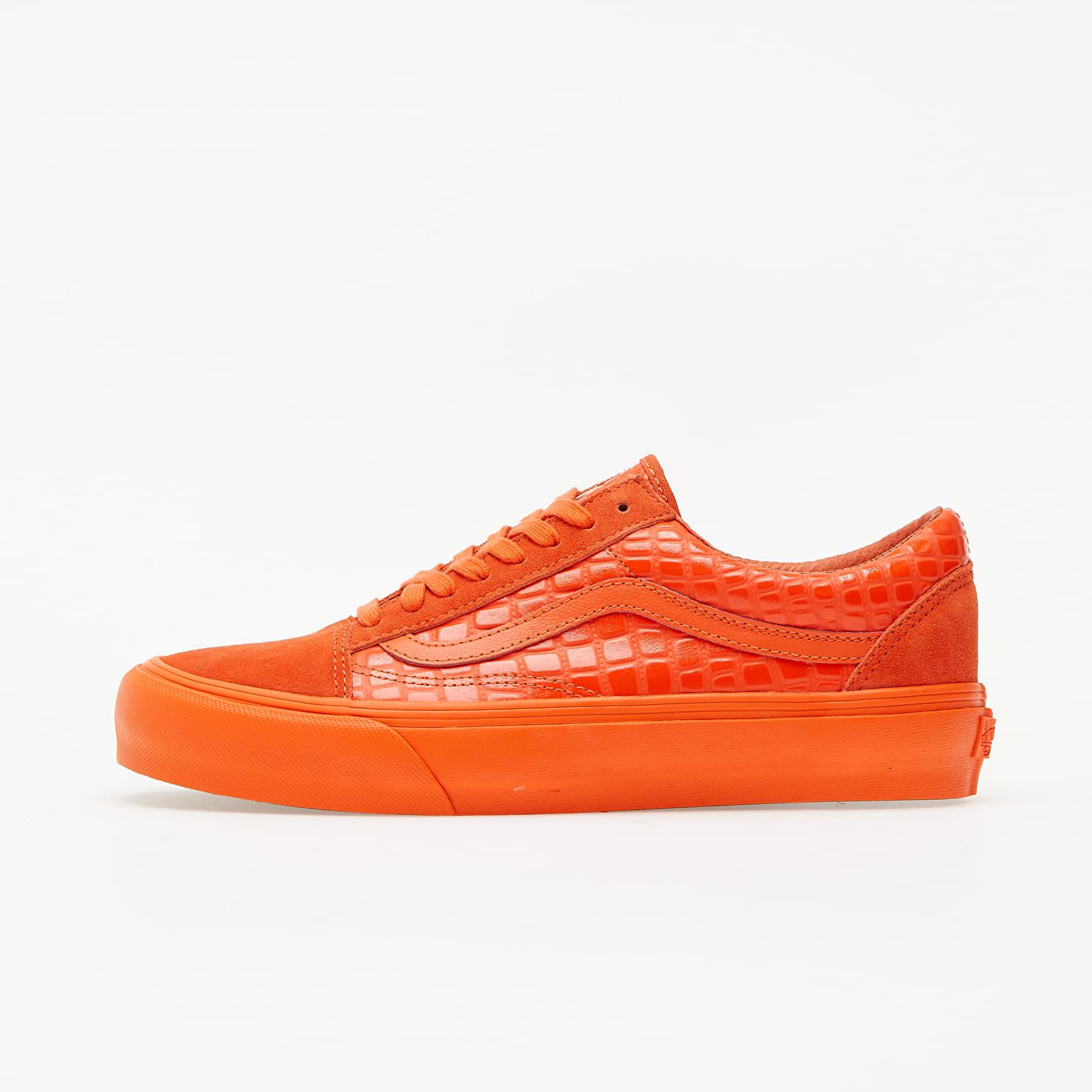 Chaussures et baskets homme Vans Old Skool VLT LX (Croc Skin) Fla
