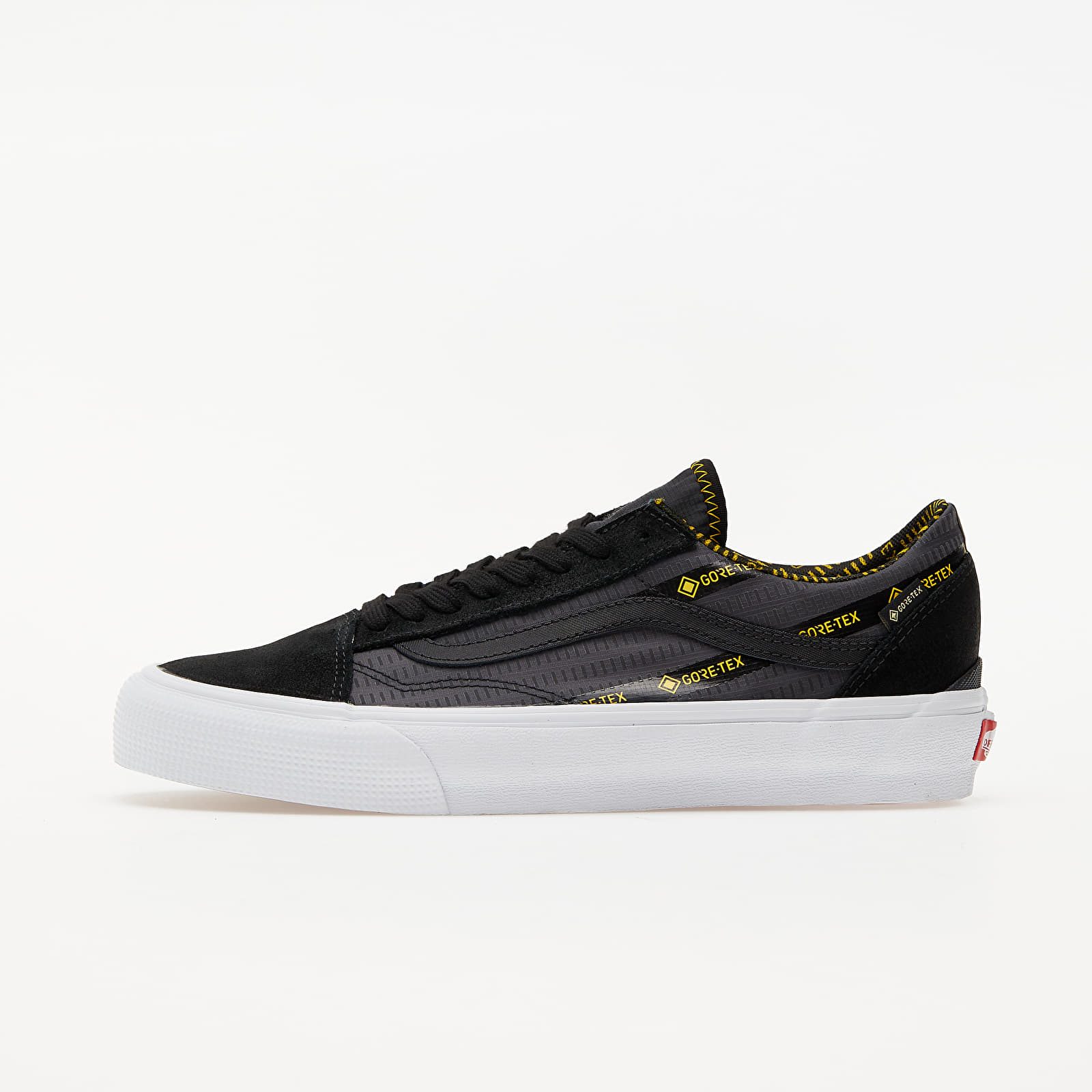 Vans Old Skool Gore-Tex (Gore-Tex) Black/ Lemon Chrome EUR 38