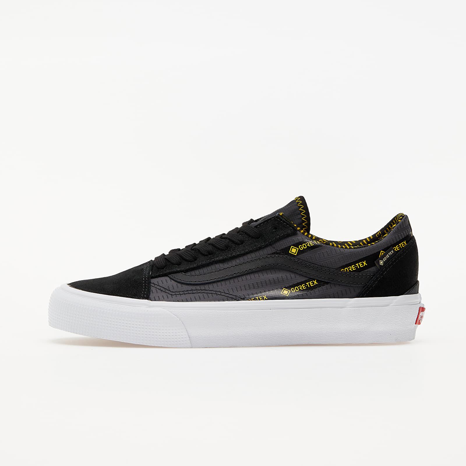 Men's shoes Vans Old Skool Gore-Tex (Gore-Tex) Black/ Lemon Chrome