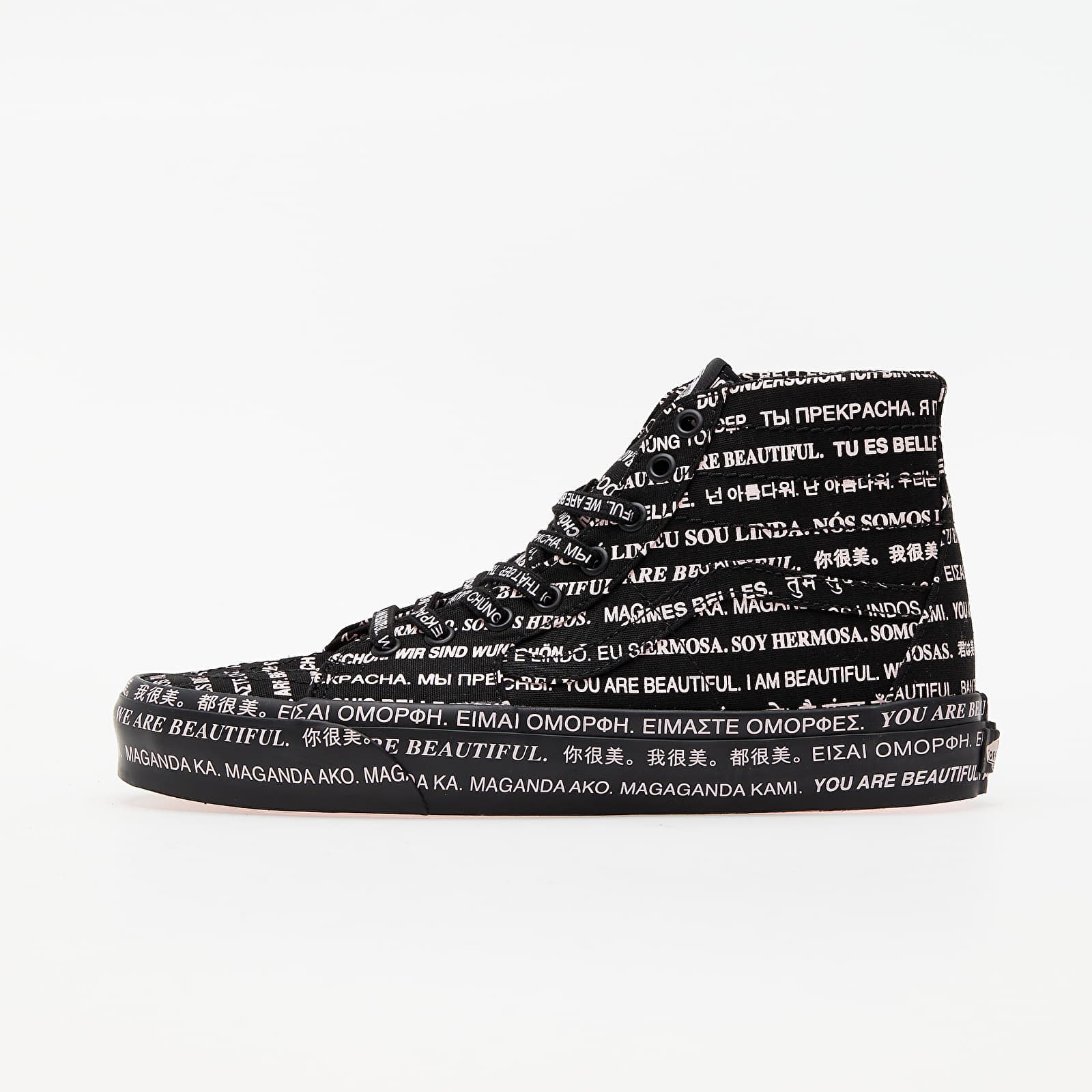 Vans Sk8-Hi Tapered (We Are Beatiful) Black/ Black EUR 35