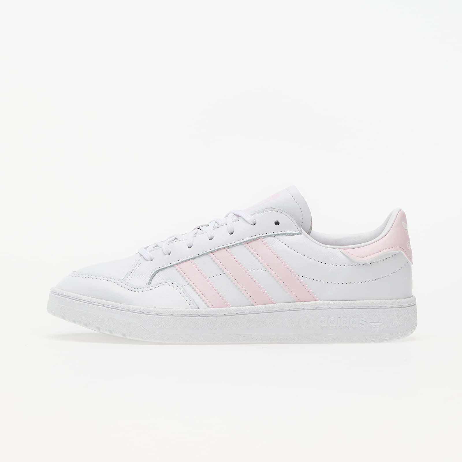 Dámske topánky a tenisky adidas Team Court W Ftw White/ Clear Pink/ Clear Pink