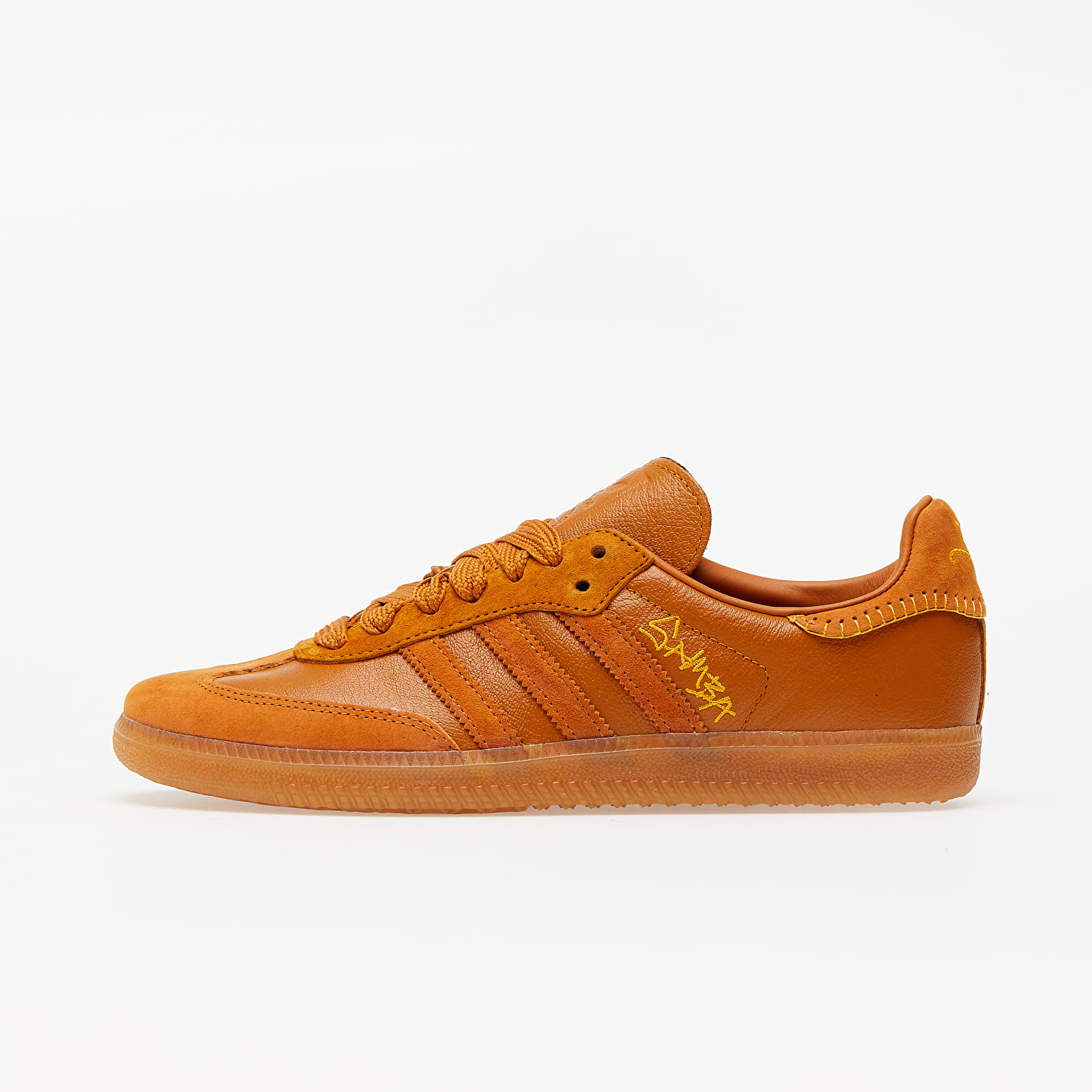 Men's shoes adidas x Jonah Hill Samba Craft Ochre/ Tech Copper/ Ecru Tint