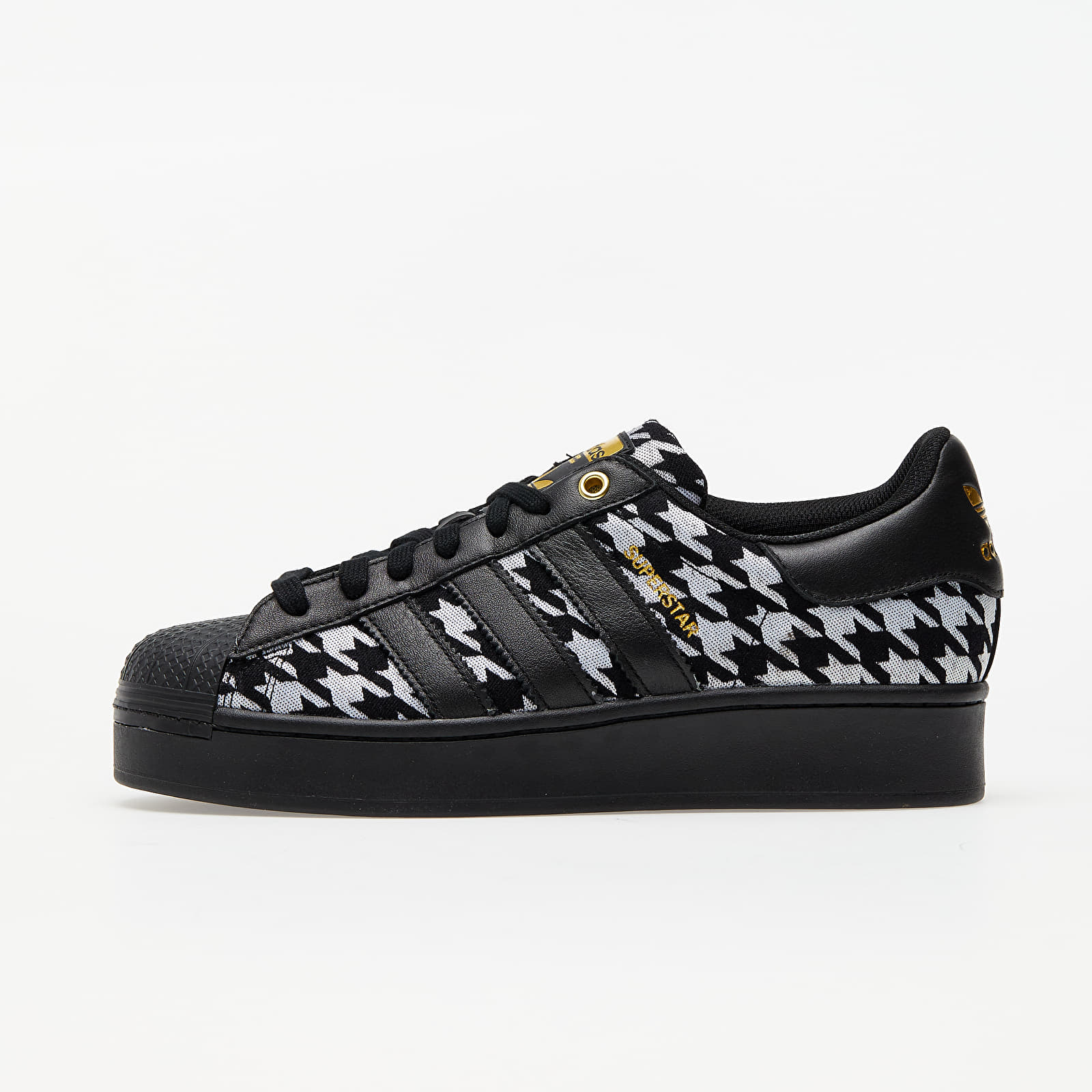 Women's shoes adidas Superstar Bold W Core Black/ Core Black/ Ftw White