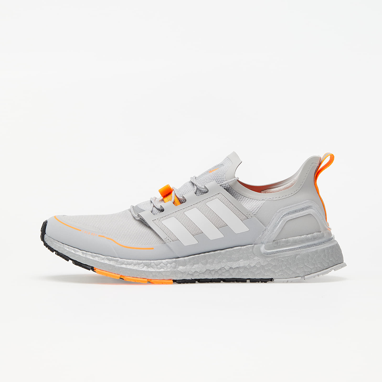 Men's shoes adidas UltraBOOST COLD.RDY Grey Two/ Ftw White/ Signature Orange