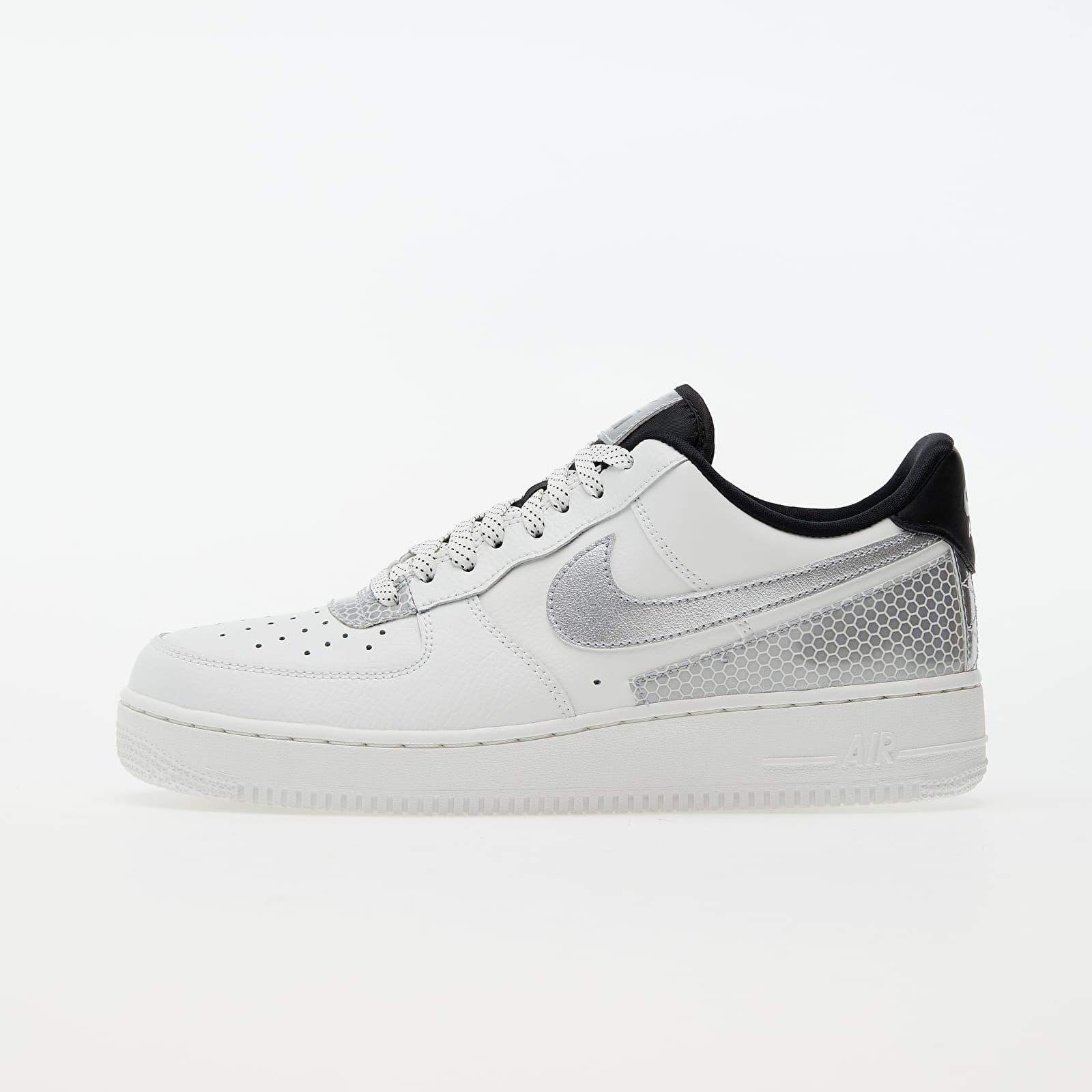 Nike Air Force 1 '07 LV8 3M Summit White/ Summit White-Black EUR 46