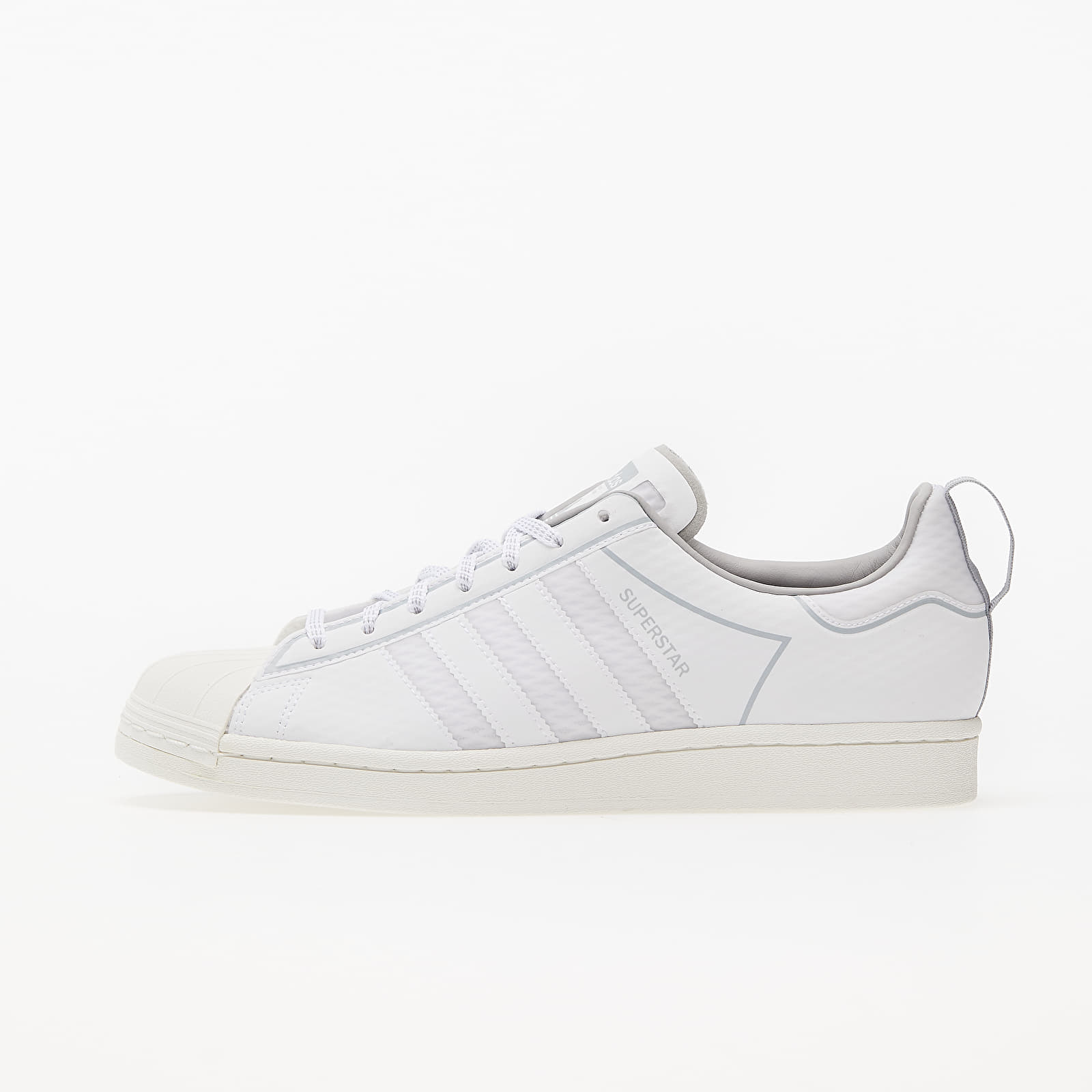 adidas Superstar Ftw White/ Off White/ Grey One EUR 43 1/3