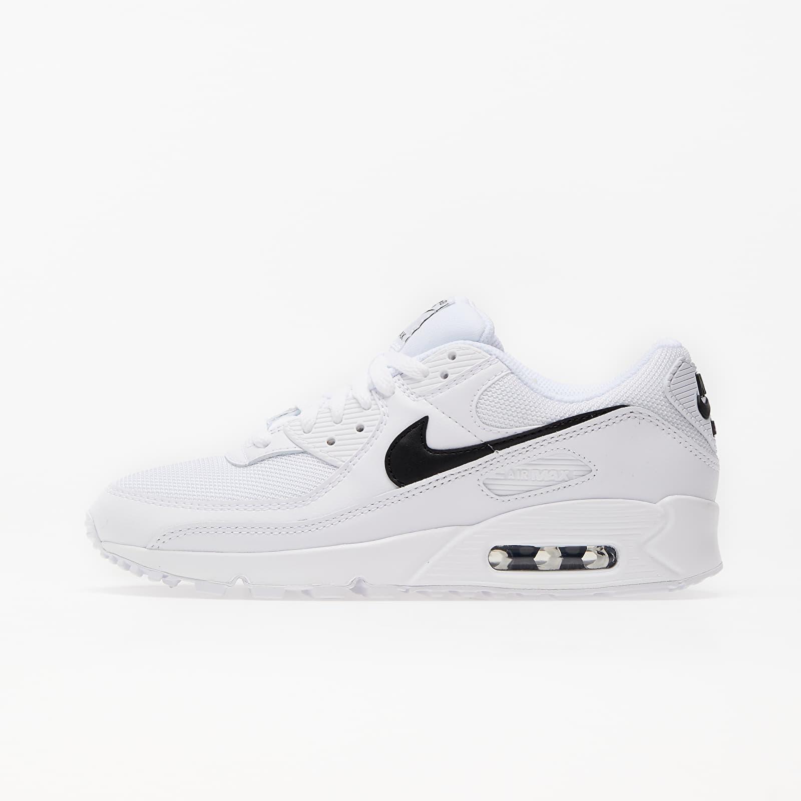 Nike W Air Max 90 White/ Black-White EUR 35.5