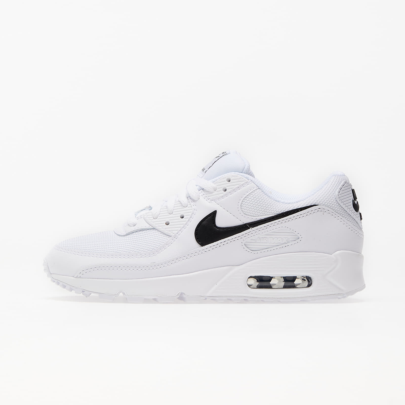Scarpe e sneaker da donna Nike W Air Max 90 White/ Black-White