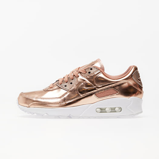 Sneaker Nike Nike W Air Max 90 SP Rose Gold/ Rose Gold-Mtlc Red Bronze