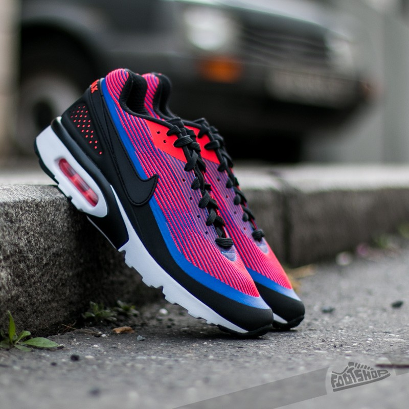 29a7841d235cc Nike Air Max BW Ultra KJCRD Premium Game Royal  Black-Bright-Crimson