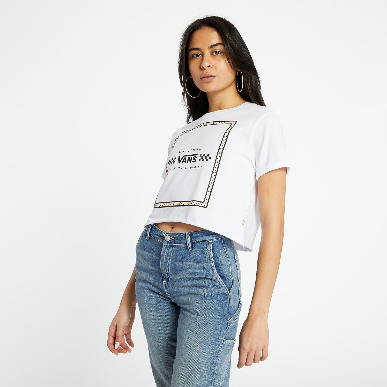 T-shirts Vans Leila Tee White
