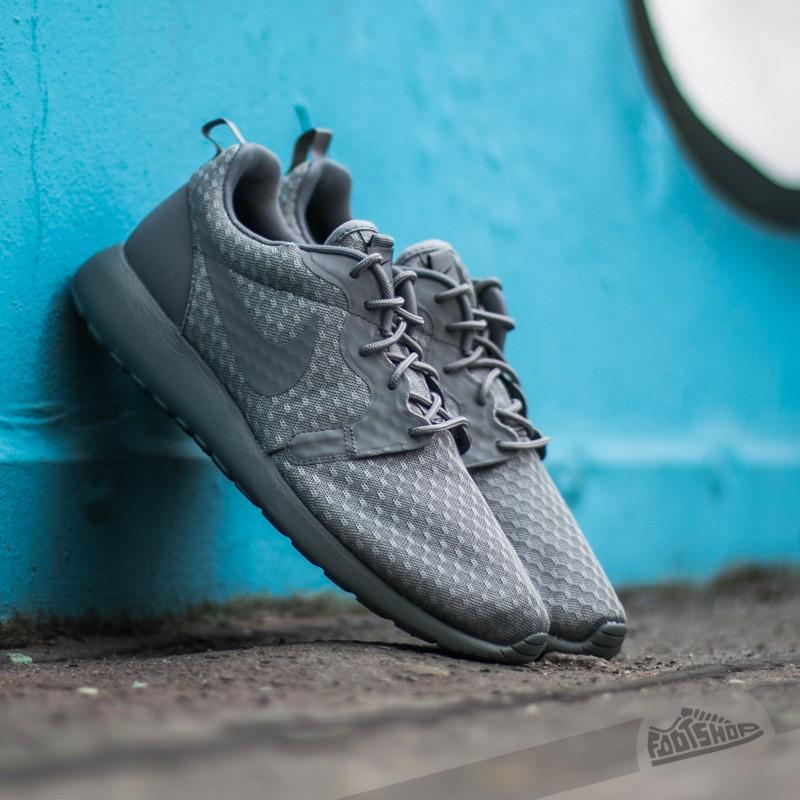 escucha congelado Clip mariposa  Men's shoes Nike Roshe One Hyp Cool Grey/ Cool Grey-Black