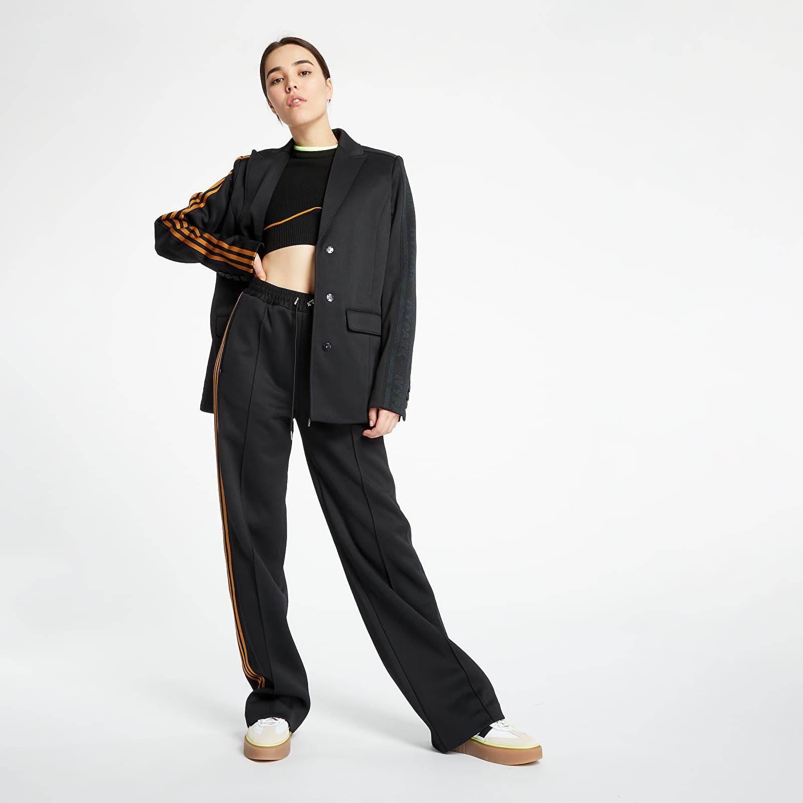 Jackets adidas x Ivy Park Suit Jacket Black/ Mesa