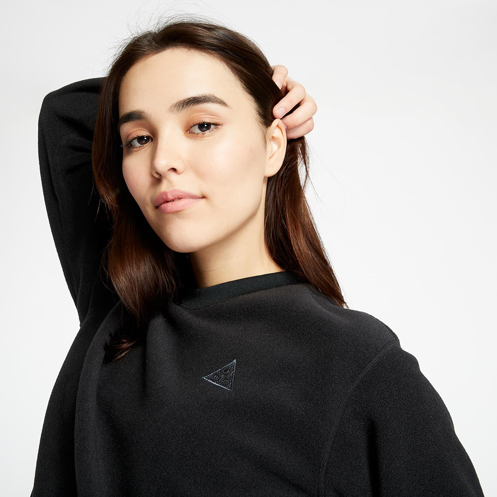 Sweatshirts Nike Nrg ACG Polar Crew Black/ Anthracite/ Anthracite
