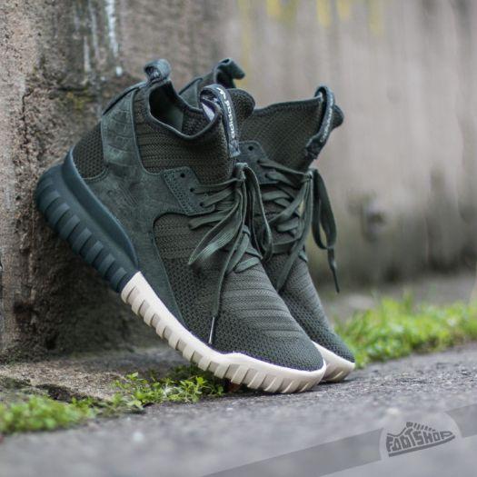 habla Cariñoso Ejercicio mañanero  Men's shoes adidas Tubular X PK Shadow Green/ Shadow Green/ C White |  Footshop