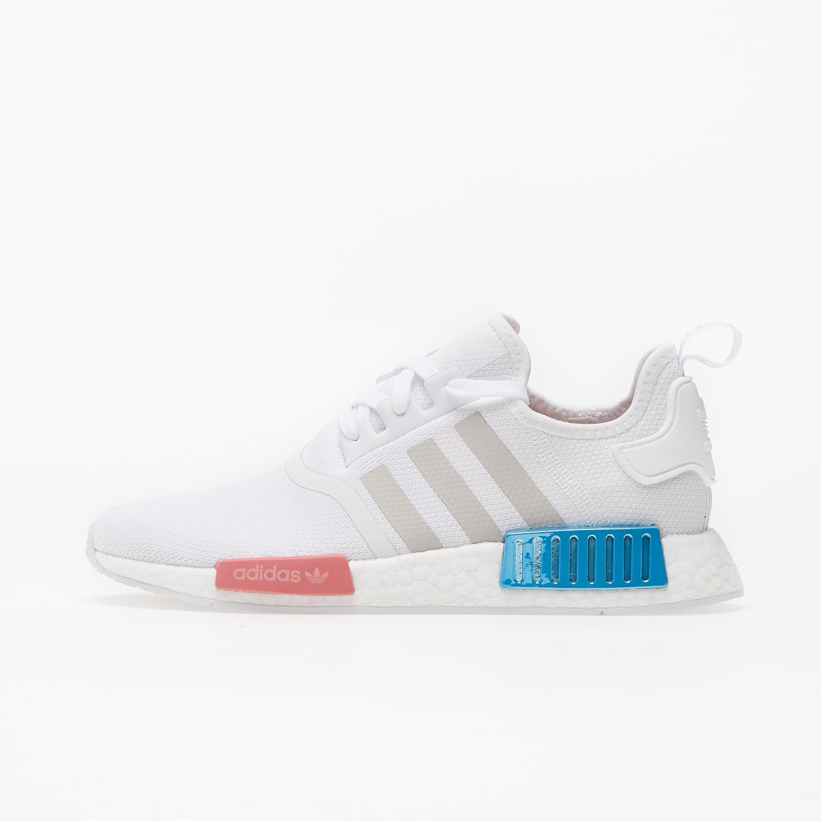 adidas NMD_R1 W Ftwr White/ Grey One/ Hazy Rose   Footshop