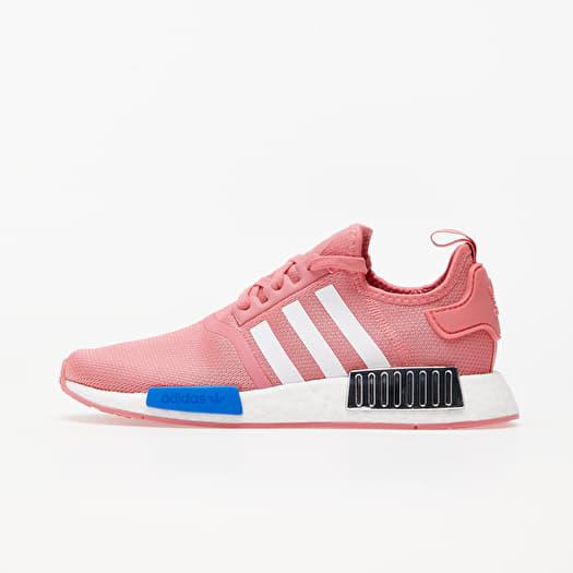 adidas NMD_R1 W Hazy Rose/ Ftwr White/ Glory Blue | Footshop
