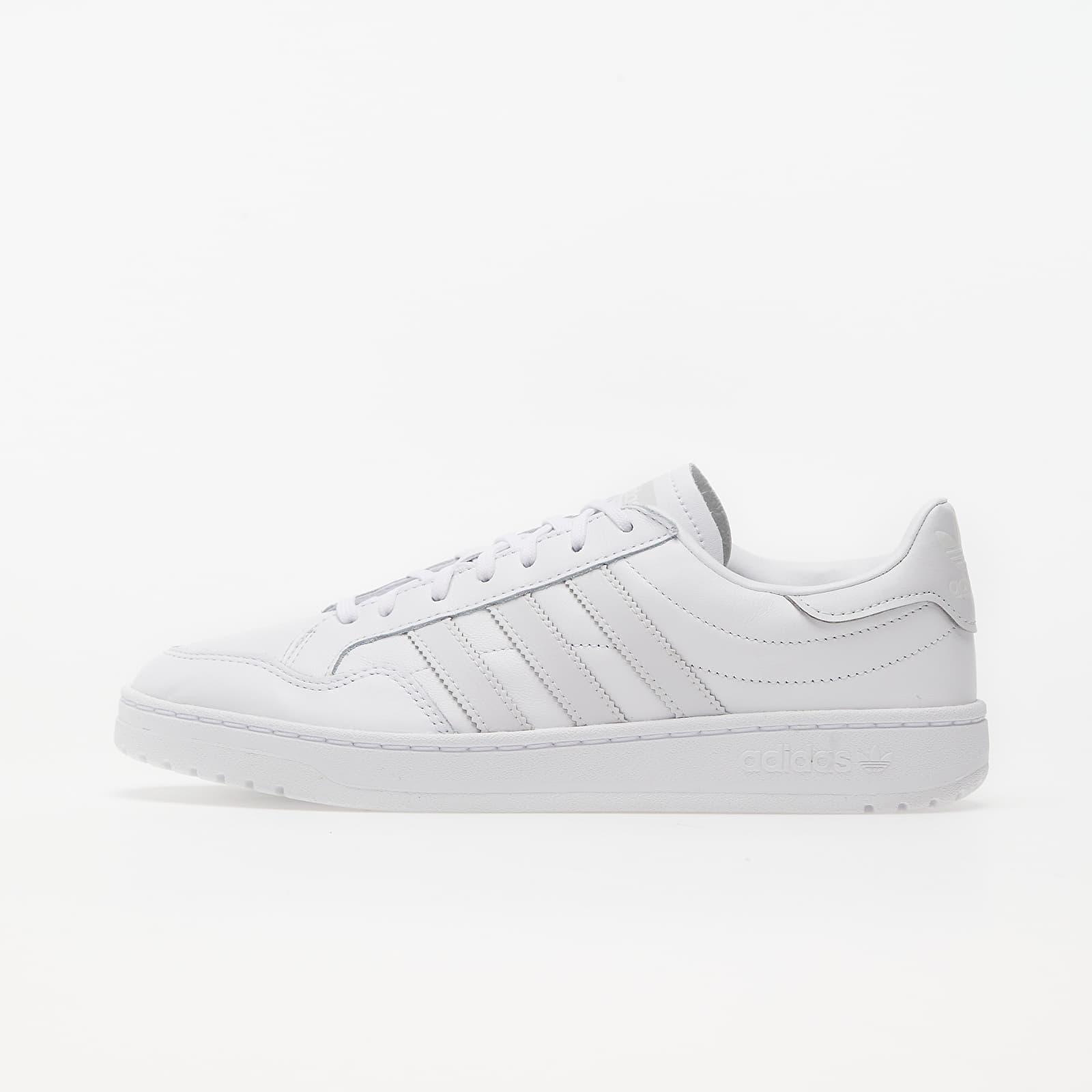 Dámske topánky a tenisky adidas Team Court W Ftw White/ Dash Grey/ Dash Grey