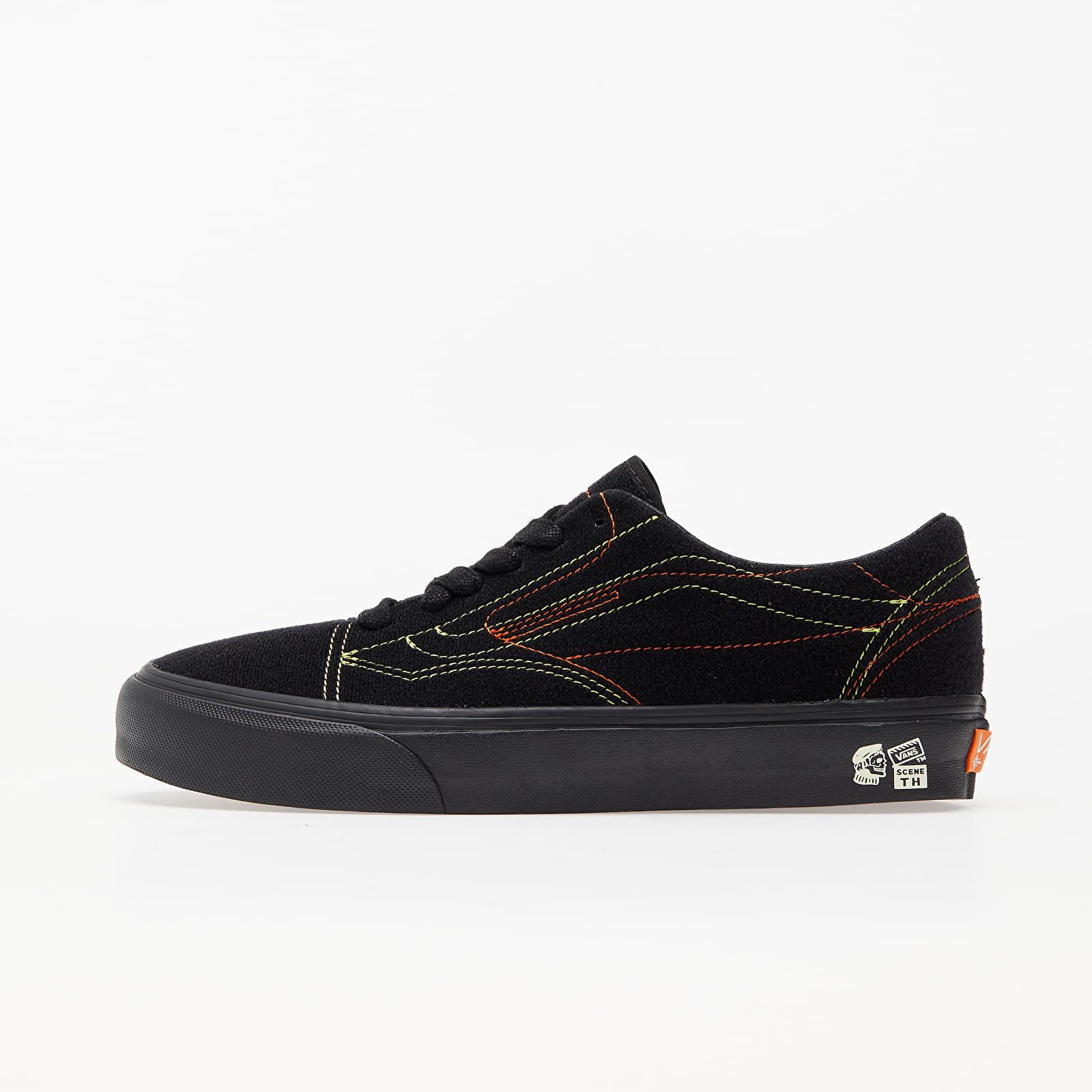 Men's shoes Vans x Taka Hayashi Diy Low VLT LX (H&L) Black/ Mul
