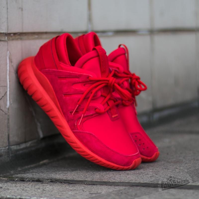 adidas Tubular Nova Red/ Red/ Core Black