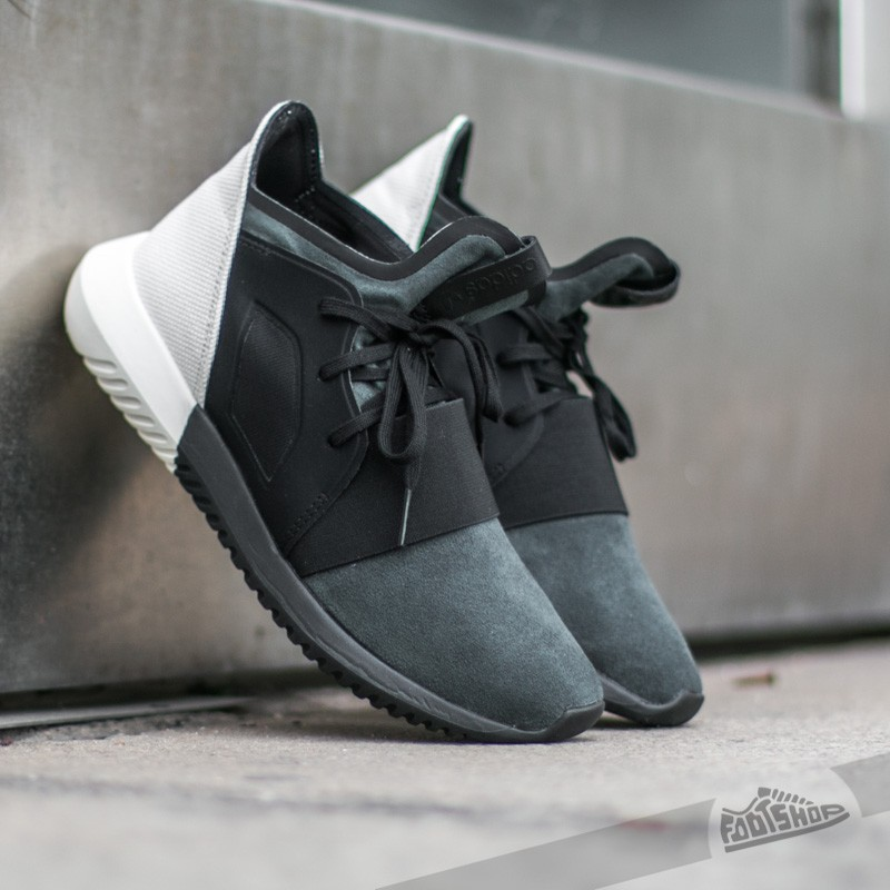 check out 8d554 053d1 adidas Tubular Defiant W Core Black/ Core Black/ O White ...