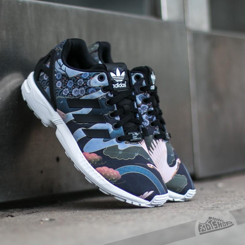 adidas zx flux w noir
