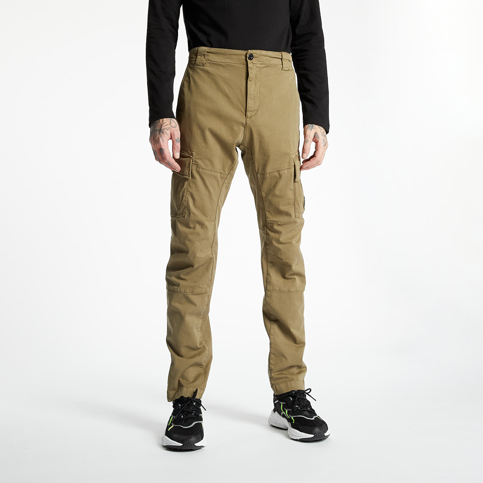 Pants and jeans C.P.Company Cargo Pants Green