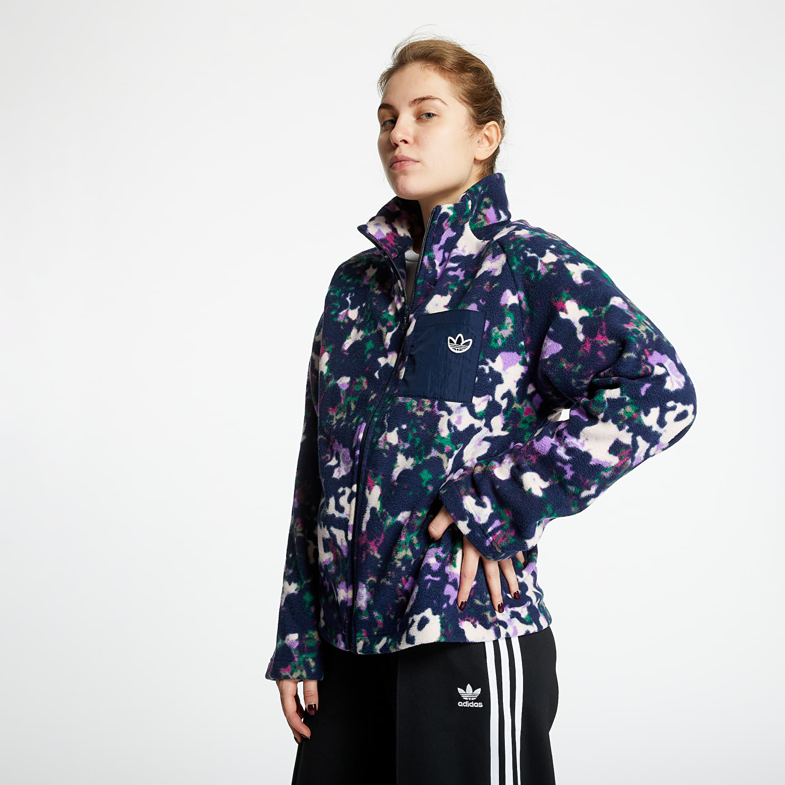 Sweatshirts adidas Full Zip Fleece Multicolor