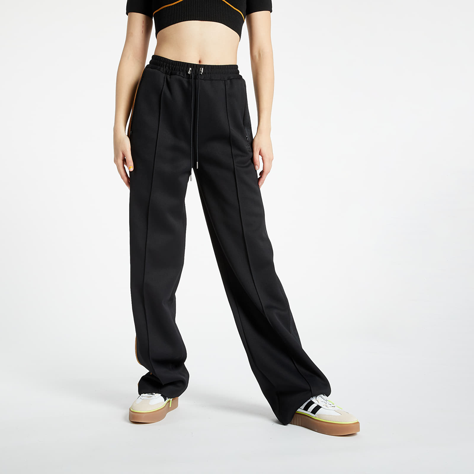 Pants and jeans adidas x Ivy Park Suit Pants (PLUS SIZE) Black