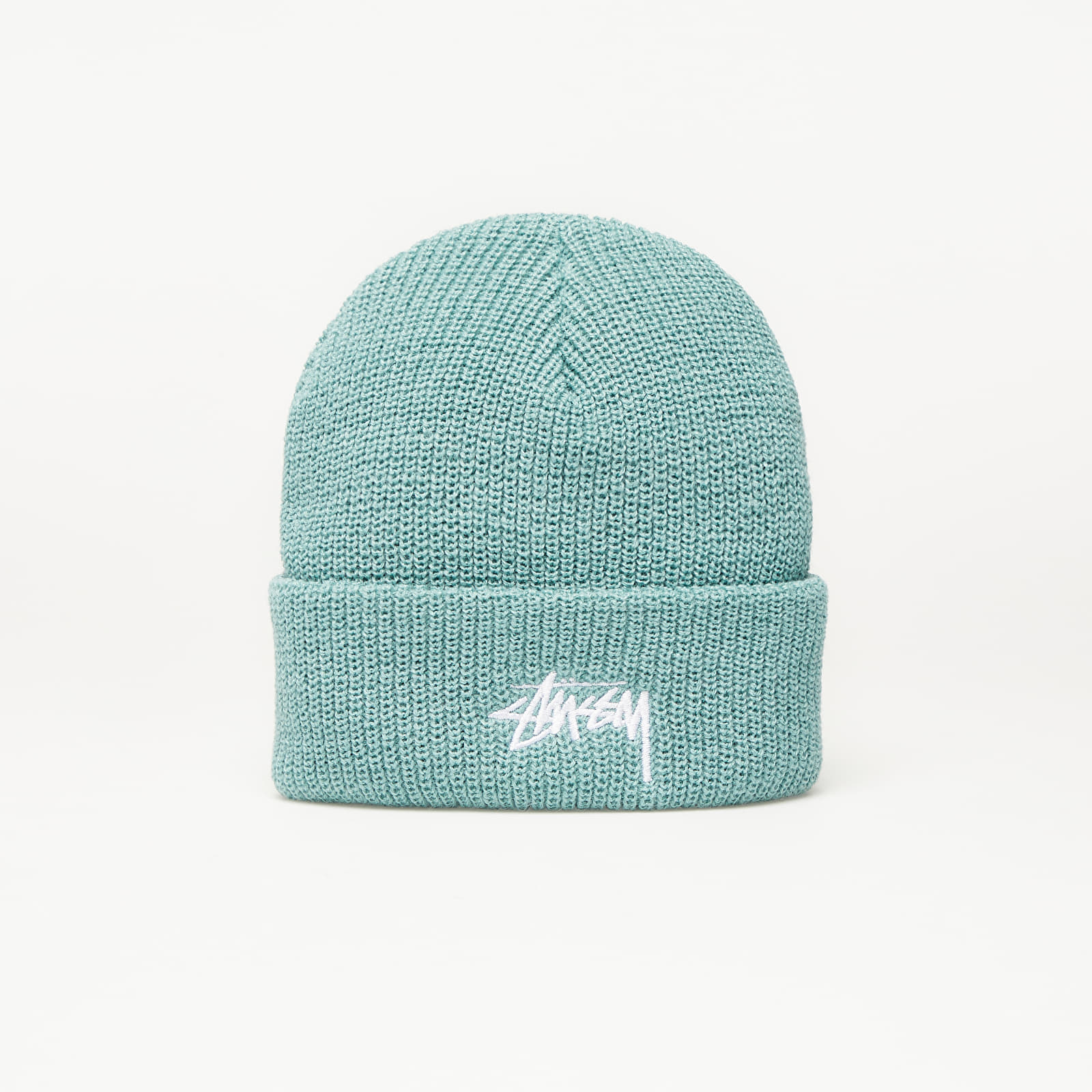 Caps and Hats Stüssy Stock Cuff Beanie Green