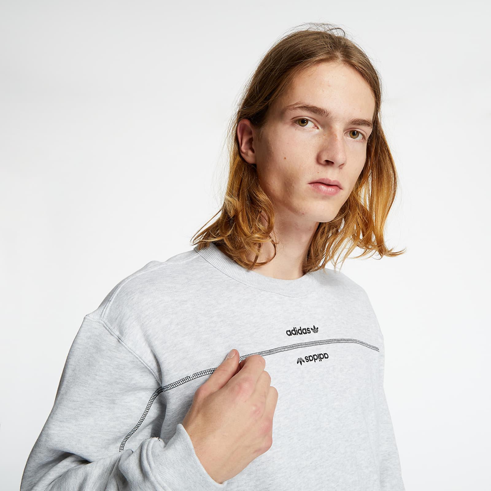 Sweatshirts adidas F Crewneck Light Grey Heather