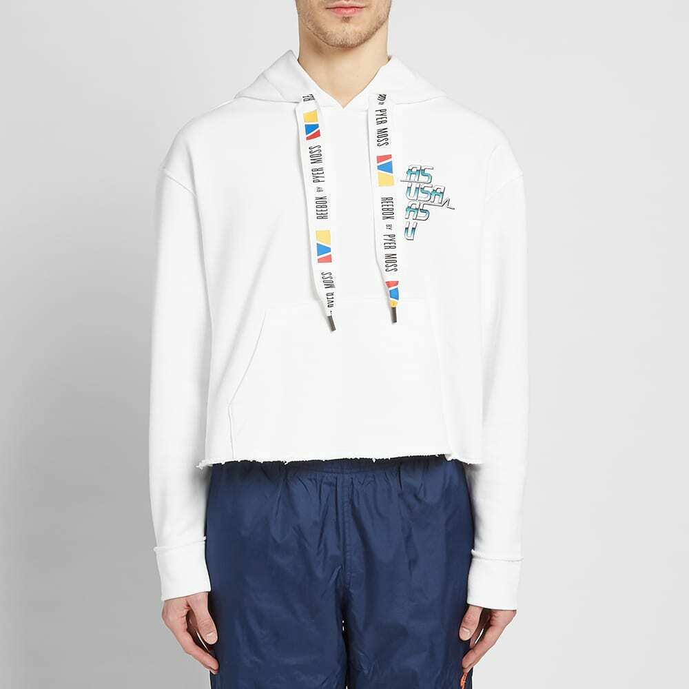 Sudaderas y suéteres adidas RCPM Franchise Hoodie White