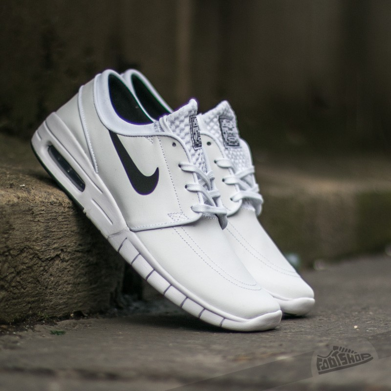 Nike Stefan Janoski Max L White  Black  2e20273fb7ce