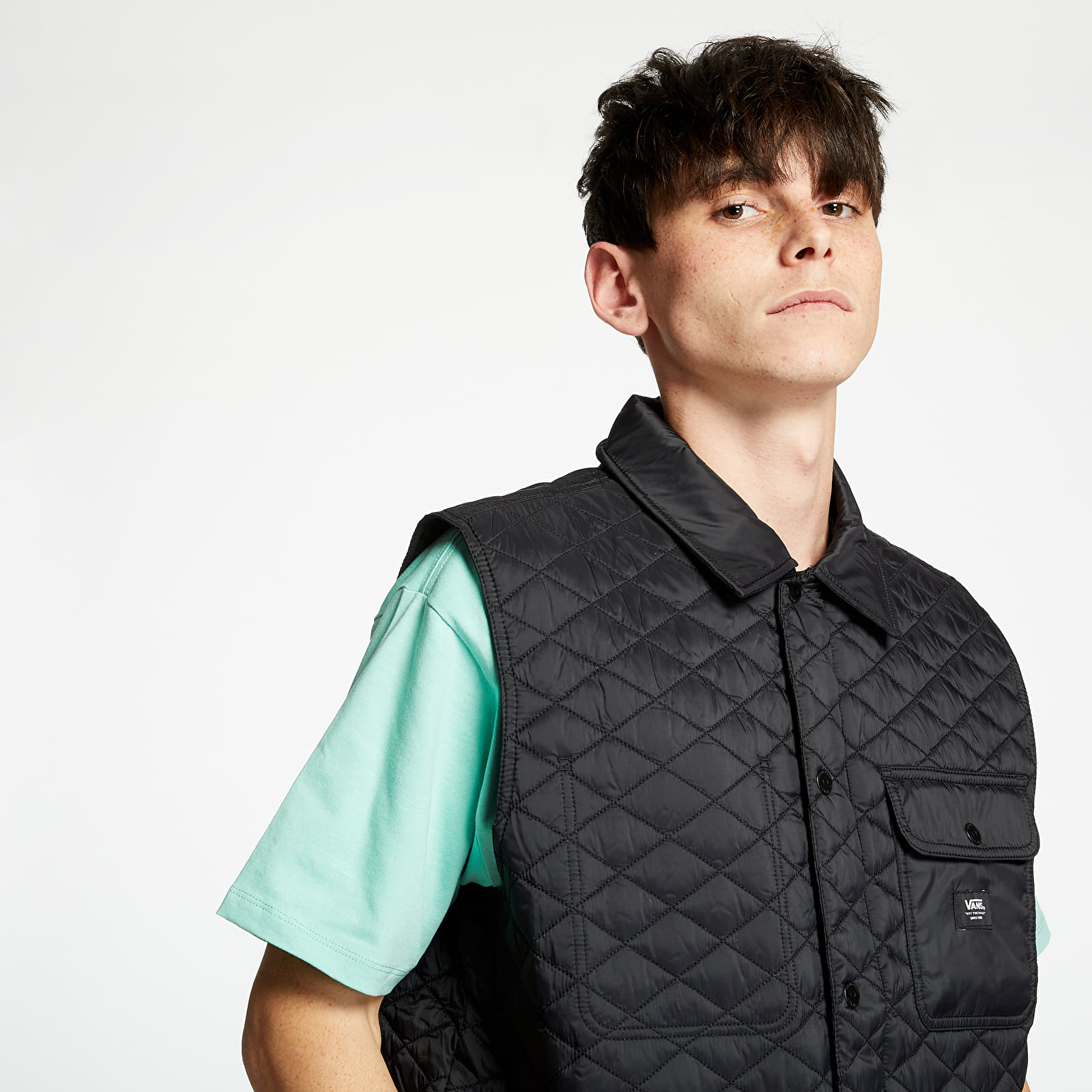 Vans Drill Chore Vest Black S