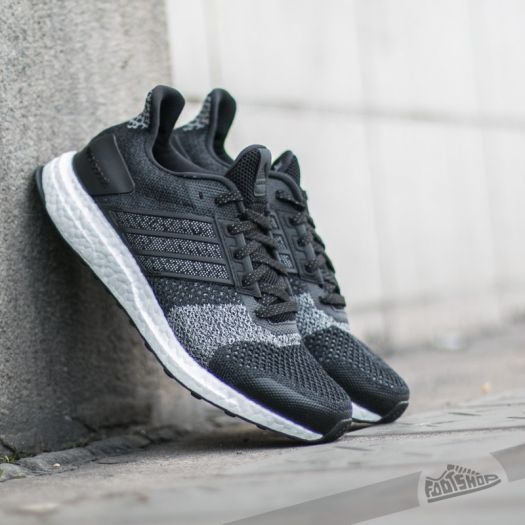 reputable site 6bb8c a992a adidas Ultra Boost ST Glow W Black/ White | Footshop