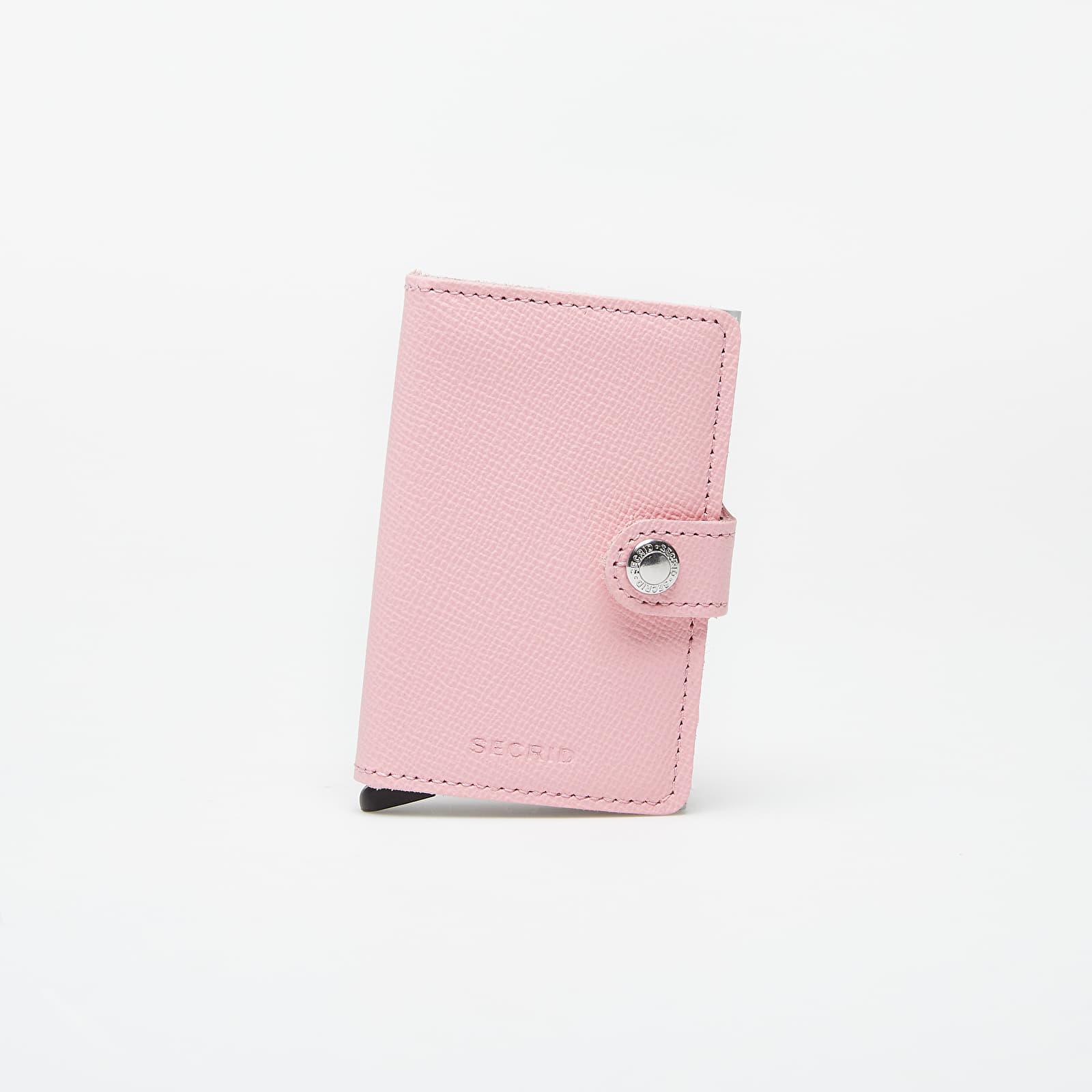 Wallets Secrid Miniwallet Crisple Pink