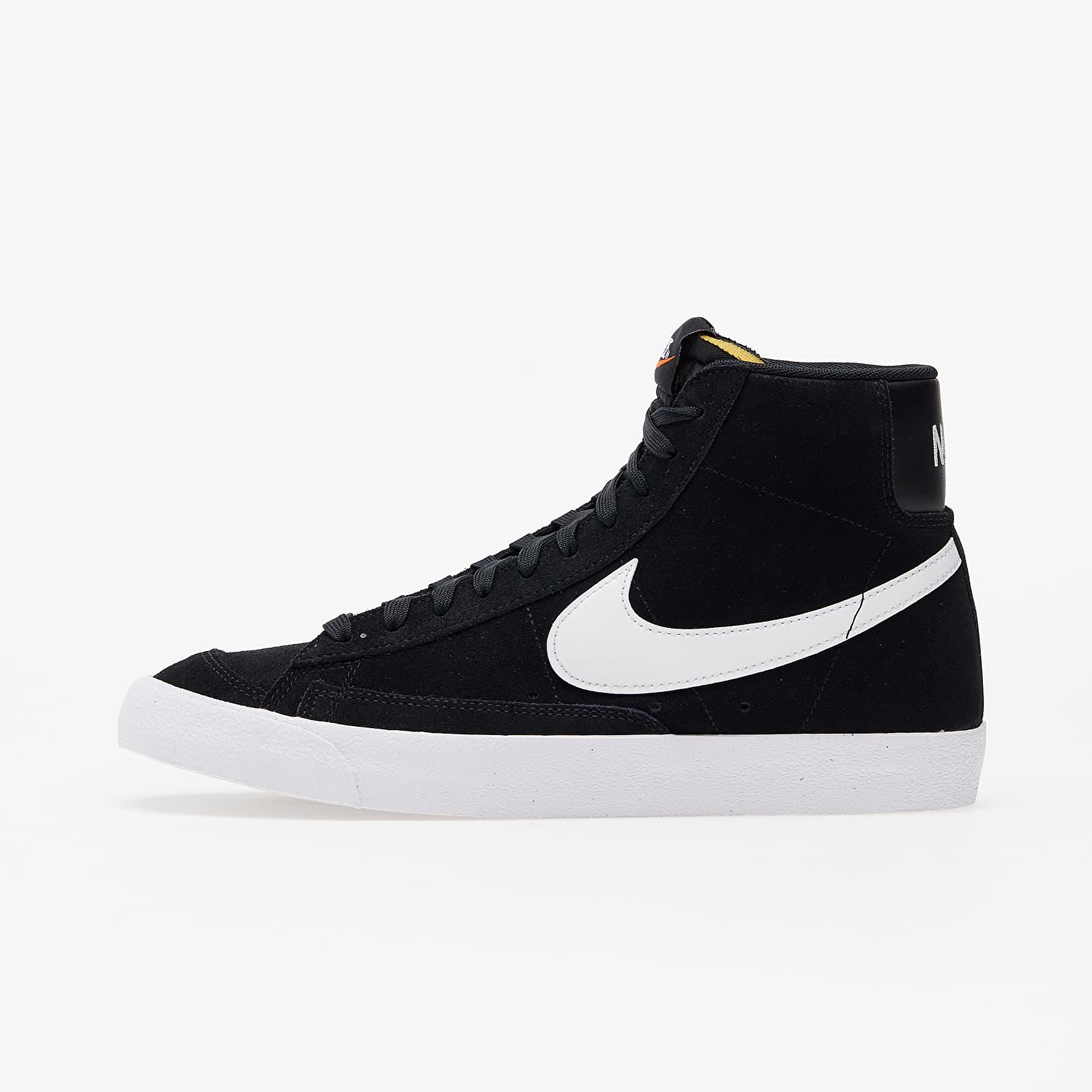 Nike Blazer Mid '77 Suede Black/ White-White-Black EUR 42